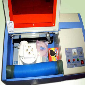 Small Size Laser Sealing Machine