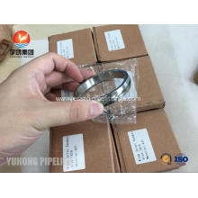ODM for Ring Joint Gasket IX Sealing Rings Inconel625 Class 10000# Norsok L005 with Teflon PTFE coating supply to Grenada Exporter