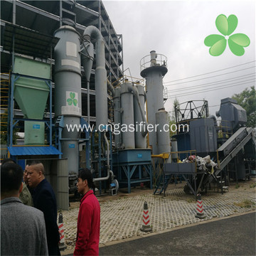 Small Biomass Gasifier System for Sale