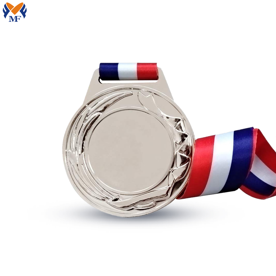 Blank Copper Medal