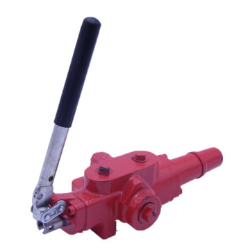 Log Splitter valve en Alaska