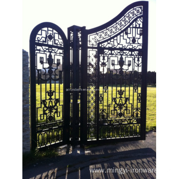 Luxury Iron Gate for Villa