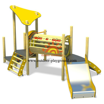 Toddler Outdoor Backyard Play Structure