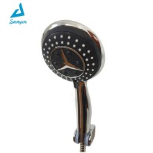 New design plastic rainfall hand shower