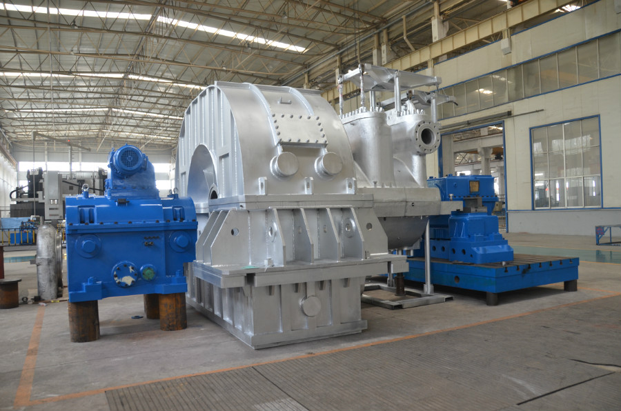 Condensing Steam Turbine 14