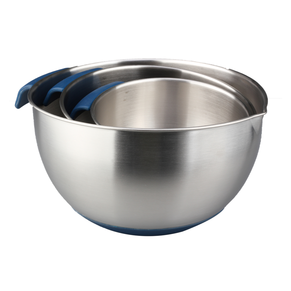 Satin Polishing Mixing Bowl