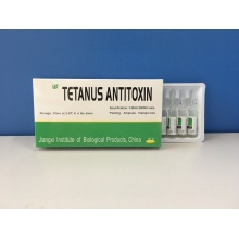 Chinese Professional for Tetanus Antitoxin Injection for Human 3000IU Tetanus Antitoxin Injection Prophylaxis supply to Italy Supplier