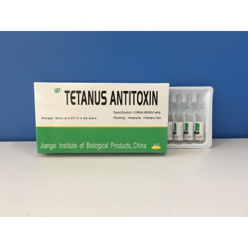 3000IU Tetanus Antitoxin Injection Prophylaxis