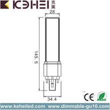 6W G24 PL Tube Light Replace Fluorescent Light
