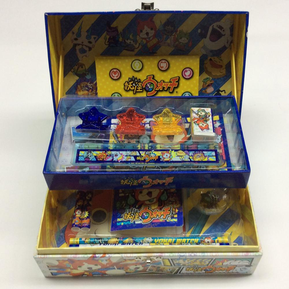 paper cartoon stationery set storage box