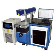 Best quality and factory for Fiber Laser Flying Laser Marking Machine Desktop fiber laser marking machine export to Madagascar Importers