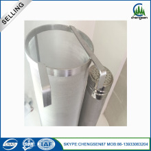 Bottom price for Filter Cartridge 300 Micron Stainless Steel Hop Spider Filter export to Mongolia Manufacturer