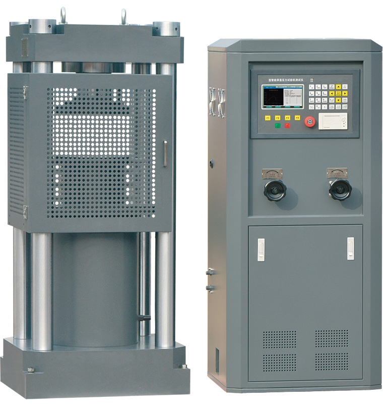 YES-2000BG Digital Display Compression Testing Machine
