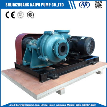 3/2C-AHR Rubber Lined Slurry pumps with CRZ Drive