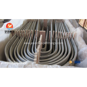 Wholesale price stable quality for U Bend Heat Exchanger Tube ASME SA213 TP347 Heat Exchanger U Bend Tube supply to Senegal Exporter