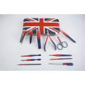 Recycled fabric manicure set professional