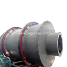 Small Three Cylinder Rotary Drum Sand Dryer Machines