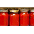 375g Organic Glass Bottle Tomato Paste