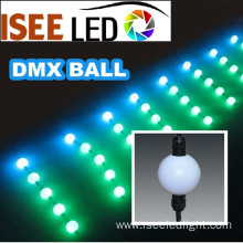 Outdoor 3D led rgb pixel ball DC15V