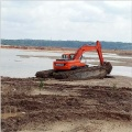 High-efficiency land-water excavator sales