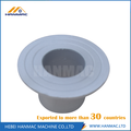 Alloy aluminum stub end