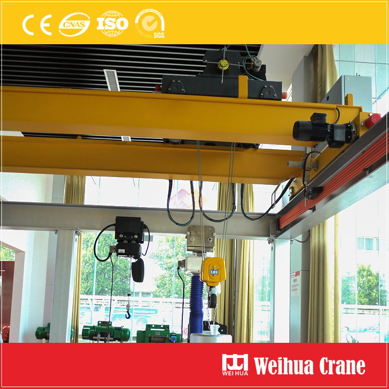 Electric Anti Sway Overhead Crane