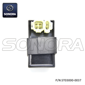 GY6-50 139QMAB 12 rim 35kmh two plug CDI (P/N:ST03000-0037) Top Quality