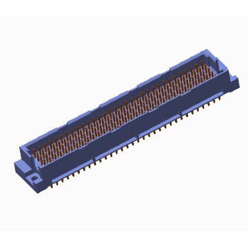 Fast Delivery for China Din41612 Connector,Din 41612,Eurocard Connector Din41612 Supplier Din41612 Straight plug type E solder160 Positions export to Montserrat Exporter