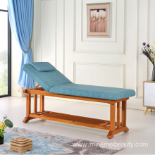 Hot Sale Full body Wooden Beauty Facial bed