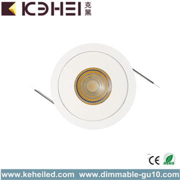 CE COB LED Spotlight for Hotel Projects 12W