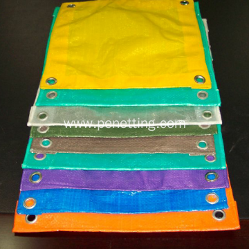Laminated HDPE Polyethylene PE Tarpaulin for Cover Tarp