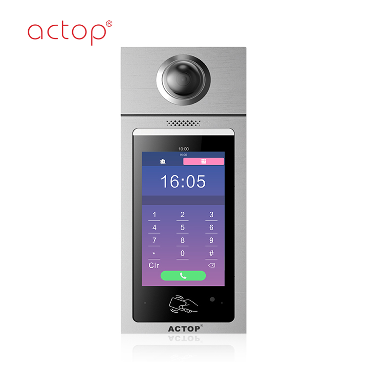 Video Security Intercom System For Apartment China