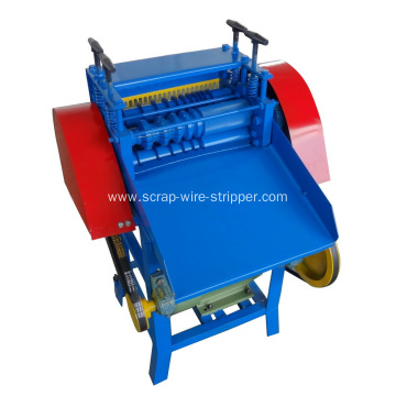 Advanced Sepgment Technology chakavu Cable Granulator