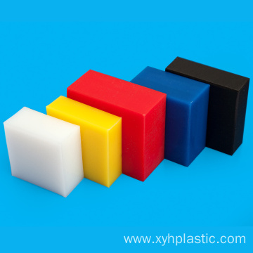 Red Color Pe Polyethylene Plastic Sheet