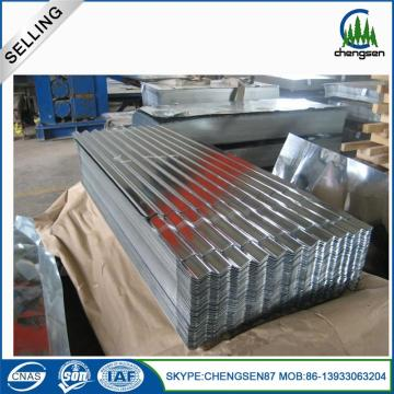 Galvanized corrugated steel wave sheets price