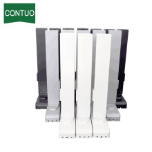 factory low price for 3 Stages Metal Lifting Column Motorised adjustable desk legs furniture lifting columns supply to Malta Factory