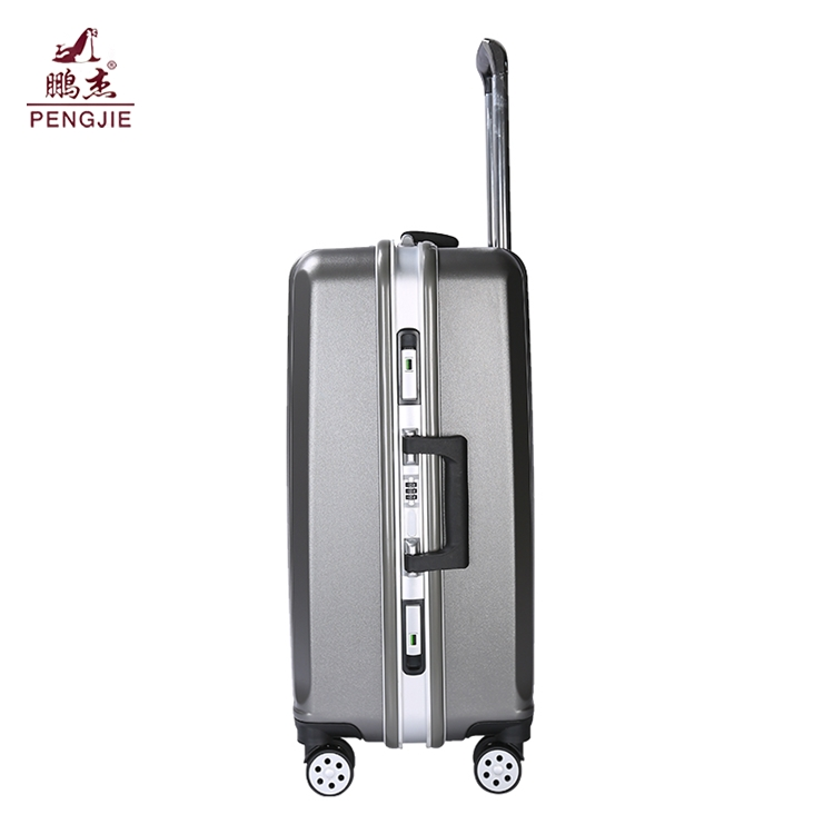 Wholesaler beautiful ABS PC luggage with TSA lock6