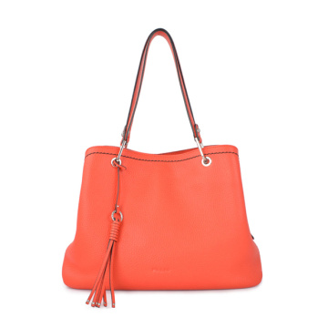 Carry All Shopper Bag Minimalist Shoulder Women Bags
