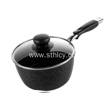 Home Cooking Stainless Steel Pan