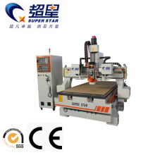 Double-disc tool machining center