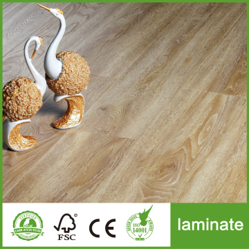Small embossed OAK laminate flooring