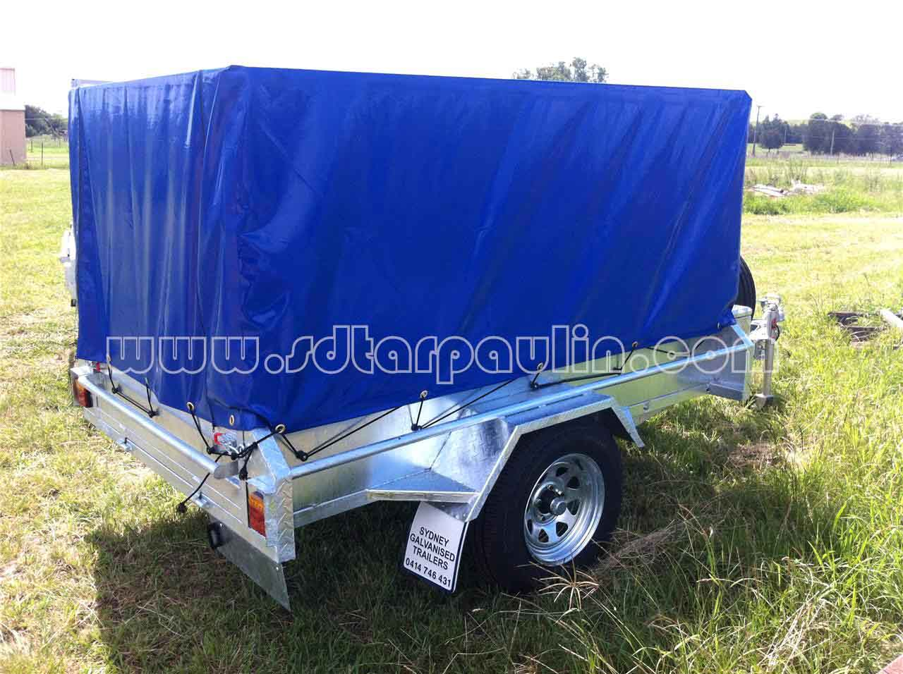 Poly Trailer Tarp