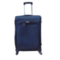 Four wheels softside trolley case set