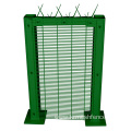 Factory Price PVC Coated 358 Anti Climb Fence