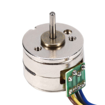 Maintex 15BY25 Low Noise Permanent Magnet Stepper Motor