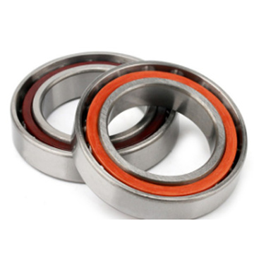 Angular contact ball bearing H7007C-2RZP4 35*62*14mm