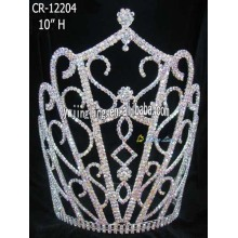 Wholesale Rhinestone special style tiara pageant crown