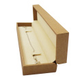 Custom Made Hinged Necklace Storage Gift Box