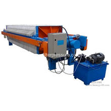 Filter Cloth Washing and Shaking System Filter Press
