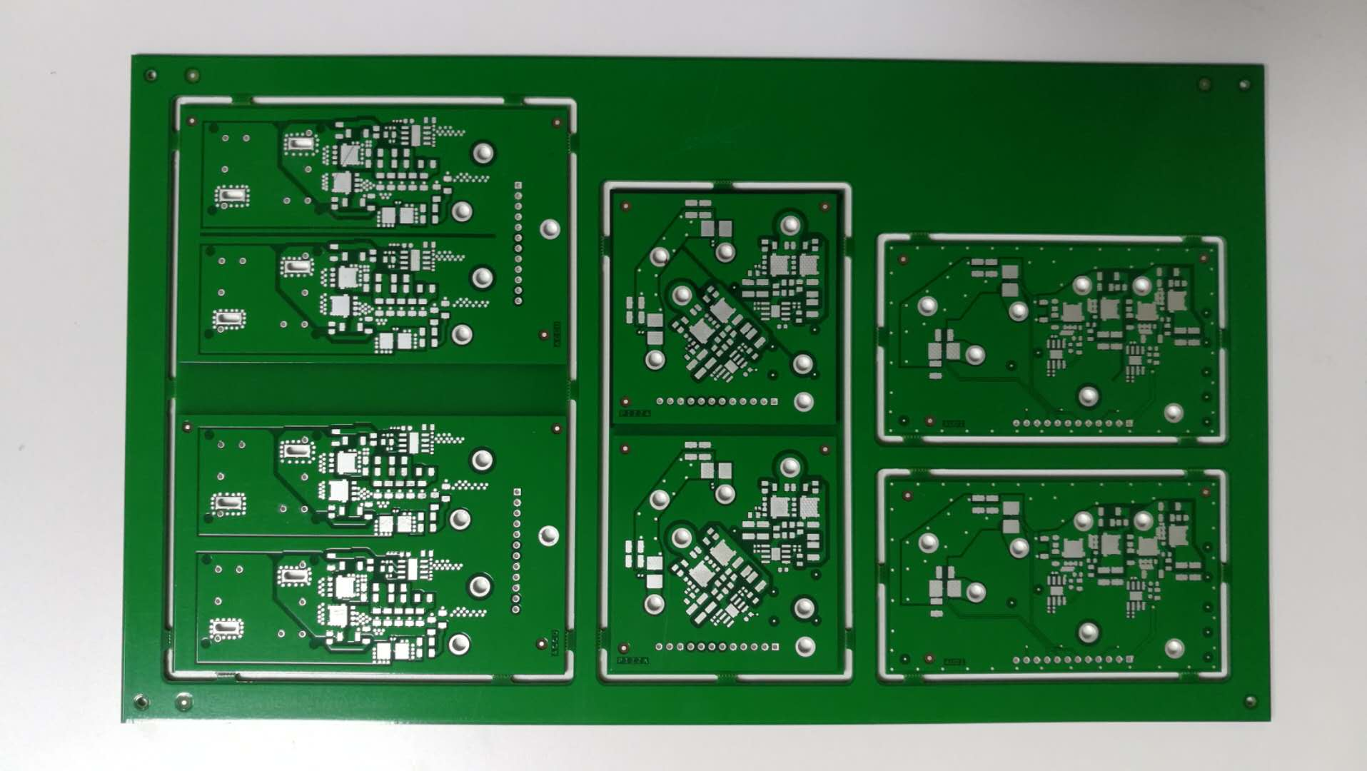 Thick Copper Power Board